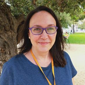 Montse García, PhD