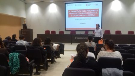 Jornada amb tallers per a farmacèutics de L'Hospitalet de Llobregat