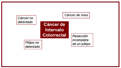Interval cancers in a population-based screening program for colorectal cancer in Catalonia