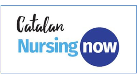 The Nursing Team at the Cancer Screening Unit joined the campaign #CatalanNursingNow#