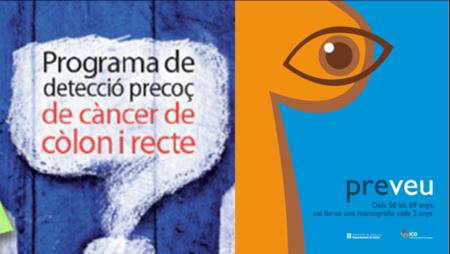 Cancel·lació de l'activitat dels Programes Poblacionals de Cribratge de Càncer de l'ICO