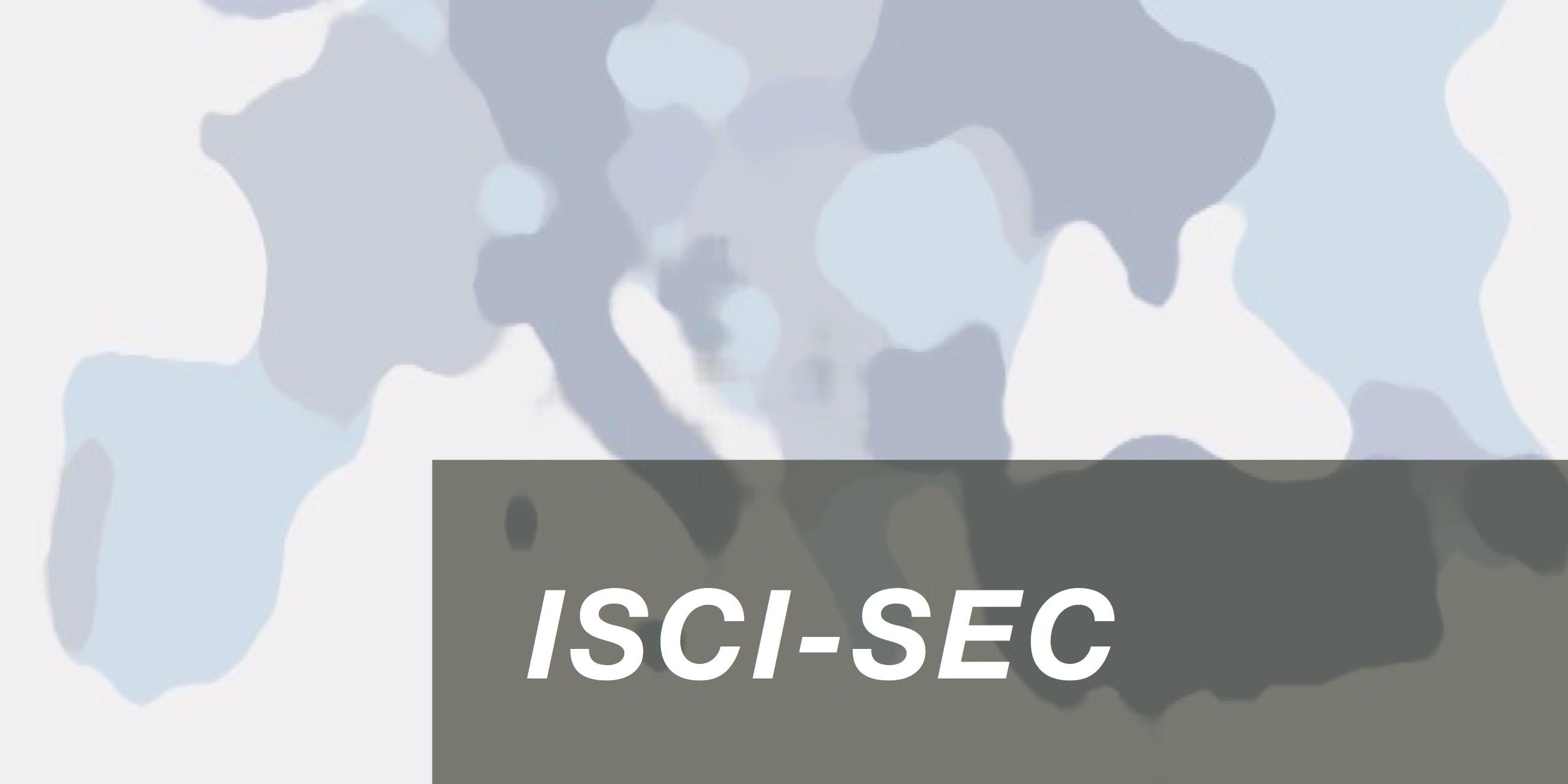 Projecte: ISCI-SEC