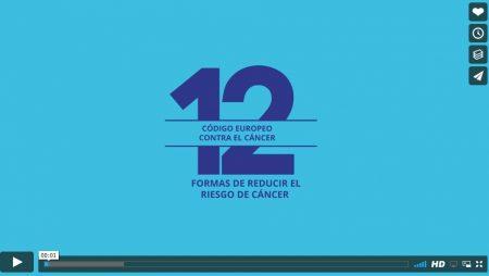 Promou el Nou Codi Europeu contra el Càncer