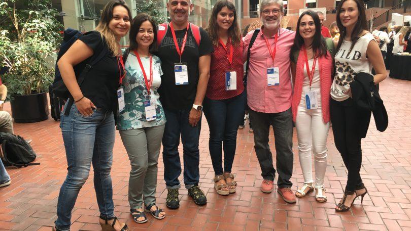 Miembros de la UCT asisten a la XXXV Reunión de la Sociedad Española de Epidemiología y el XII Congreso de la Asociación Portuguesa de Epidemiología en Barcelona