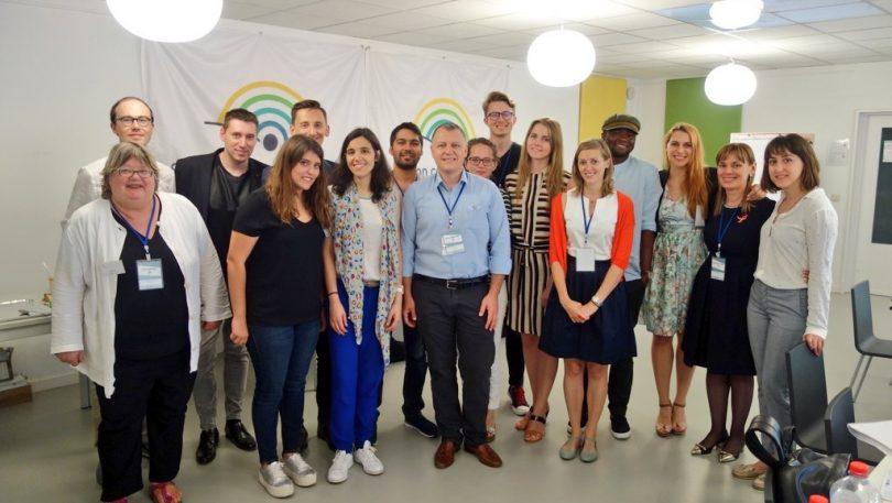 3rd Annual Youth Ambassadors Workshop para promover el Código Europeo contra el Cancer