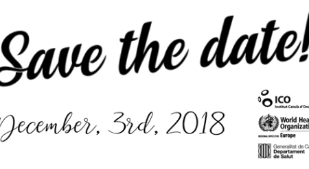 Save the Date ! ICO-WHO Symposium on Tobacco Control
