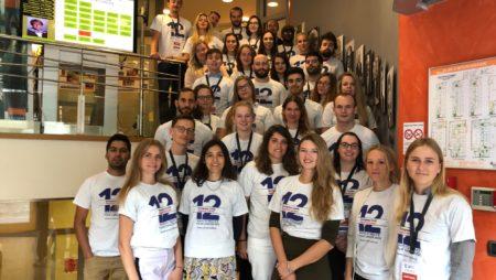 4th Annual Youth Ambassadors Summer School para promover el Código Europeo contra el Cancer