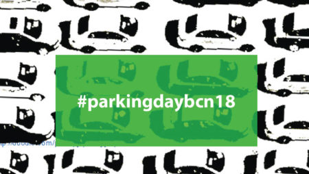 Barcelona acull el Park(ing) Day el 21 de setembre