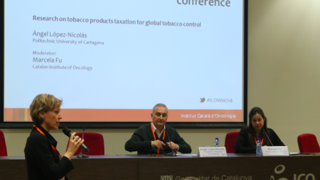 "IV ICO-WHO Simposi en control del tabac ""Bridging the Gap Between Research and Policies in Tobacco Control"""