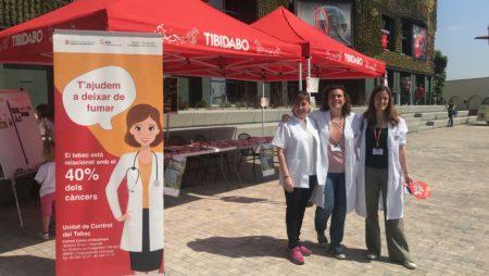 L'ICO col·labora amb el Tibidabo per tercer any consecutiu en la festa sense fum