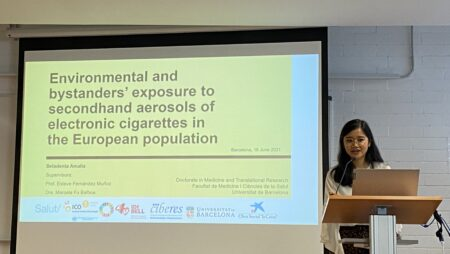 Another new Doctor from the Tobacco Control Unit: Beladenta Amalia has defended her PhD thesis