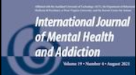 New article from the ECTEC study at the International Journal of Mental Health and Addiction.